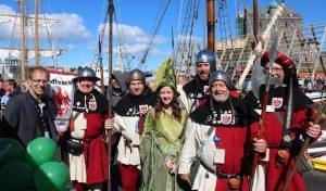 Brilon – Tagesfahrt zu den Hansetagen nach Kampen