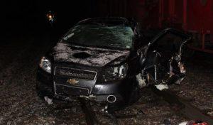 Finnentrop: Zug kollidiert mit Auto