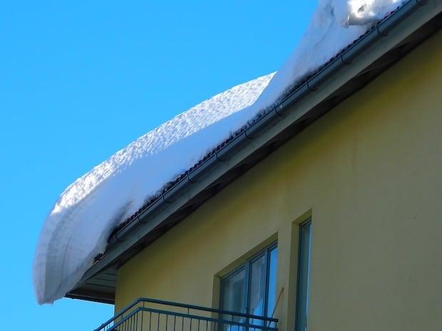 Photo of Wie viel trägt das Dach? Sicher durch den Winter