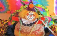 Karnevalsspaß am Rosenmontag in den Westfälischen Salzwelten