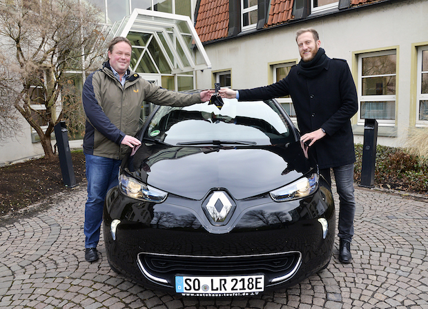 Photo of Kreis Soest: Fuhrpark bekommt fünf E-Autos – Kreisverwaltung setzt auf mehr Elektromobilität