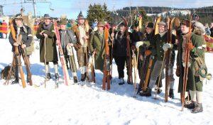 Winterberg – Skirennen wie vor 150 Jahren