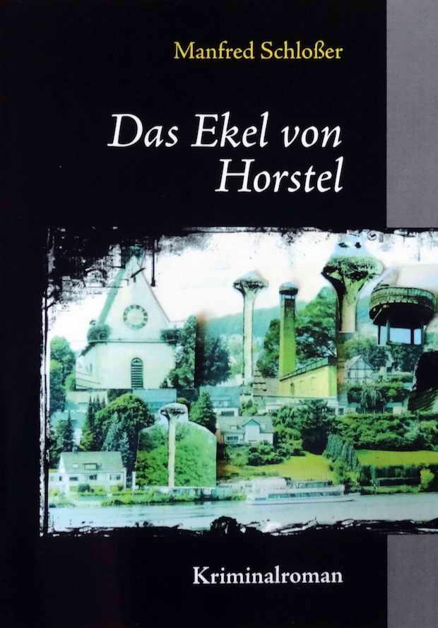 Photo of Neuer Hagen-Krimi von Manfred Schloßer – Lesung am 23.03.2017 ab 19.00 Uhr
