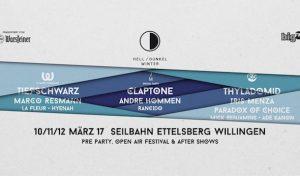Hell / Dunkel Festival kommt im März nach Willingen