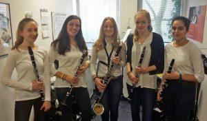 Erfolgreiche Musikschüler spielen in der  Erlöserkirche Lüdenscheid