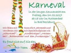 <b>Die Paradiesische Ladies-Night im Rothaarbad Bad Berleburg</b>