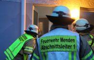Menden: Zimmerbrand – Rauchmelder verhindern Schlimmeres
