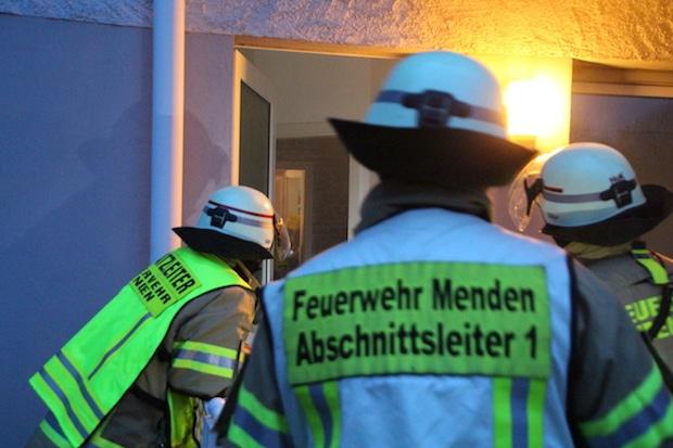 Photo of Menden: Zimmerbrand – Rauchmelder verhindern Schlimmeres