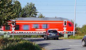 Märkischer Kreis/Hagen: Sperrung des Bahnübergangs Rummenohl