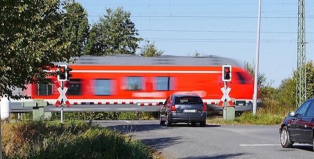 Photo of Märkischer Kreis/Hagen: Sperrung des Bahnübergangs Rummenohl