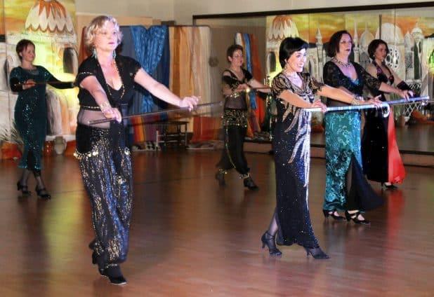 Foto: privat - Drolshagen hat viel zu bieten. Nun auch eine orientalische Tanzgruppe!