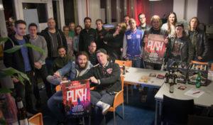 Hilchenbach: Bandtreffen läutet heiße Phase für PUSH-Festival am 8. April ein