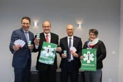 <b>Notfallbox und Notfalldose: Gemeinde Neunkirchen ganz vorn in Sachen Gesundheit</b>