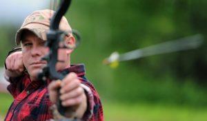 Hemer: Einführung in das Bogenschießen – Umgang mit Pfeil und Bogen