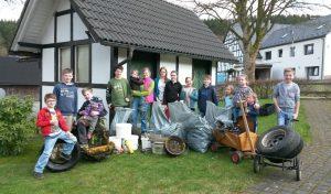 Frühjahrsputz in Drolshagen: Preisgelder locken!