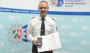 Kreis Soest/Bochum – Polizeisportlerehrung