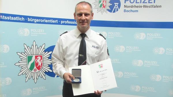 Photo of Kreis Soest/Bochum – Polizeisportlerehrung
