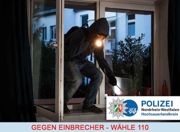 Photo of Arnsberg: Erneuter Kontrolltag gegen Wohnungseinbruch