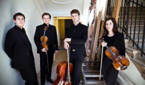 """""""Mariani Klavierquartett"""" am Sonntag, 07.05.2017, in Attendorn"""