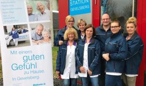 Diakoniestation Gevelsberg lädt am 12. April zum Tag der offenen Tür am neuen Standort ein