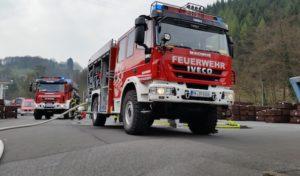 Shisha sorgt für Einsatz der Feuerwehr in Schalksmühle