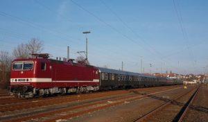 """""""Im Inselexpress nach Borkum"""" – Veranstaltungshinweis der Eisenbahnfreunde Treysa e.V."""