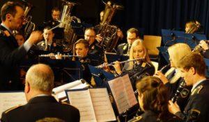 Neuenrade – Konzert des sinfonischen Blasorchesters des Musikvereins Gerlingen