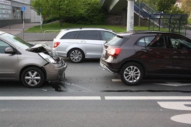 Photo of Hagen: Unfall an der Weststraße mit über zweieinhalb Promille