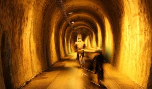 Drolshagen: Wegeringhauser Radtunnel ist für den Radverkehr wieder geöffnet