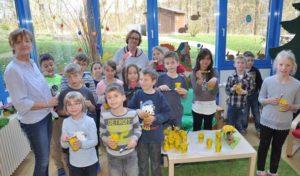 Olpe: Zahnpflege in der Grundschule