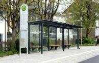 Attendorn: Barrierefreie Bushaltestellen