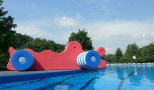 Mescheder Freibad öffnet am Donnerstag: Frühschwimmer starten in die Saison