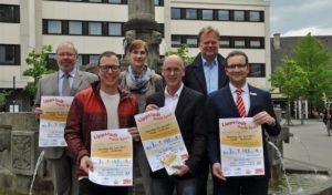 """Spaß am Sport wecken – Sponsoren freuen sich auf das Event """"Lippstadt macht Sport"""" im Juni"""