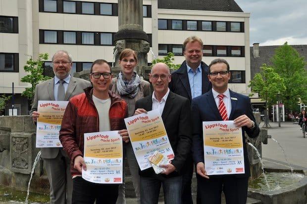 """Photo of Spaß am Sport wecken – Sponsoren freuen sich auf das Event """"Lippstadt macht Sport"""" im Juni"""