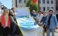 VOM WINDE FAIRWEHT – Die Fairtrade-Stadt Attendorn zeigt ab sofort Flagge
