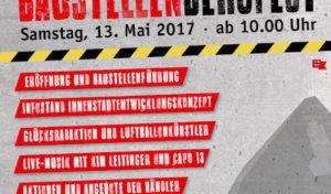 Attendorn: Baustellen-Bergfest