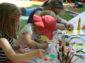 """""""Bewegter"""" Sing-Workshop und kreative Kinderkunst auf der grünen Wiese"""