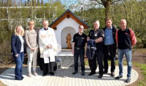 Olpe: Wernerschaft spendet für Andachtsstätte