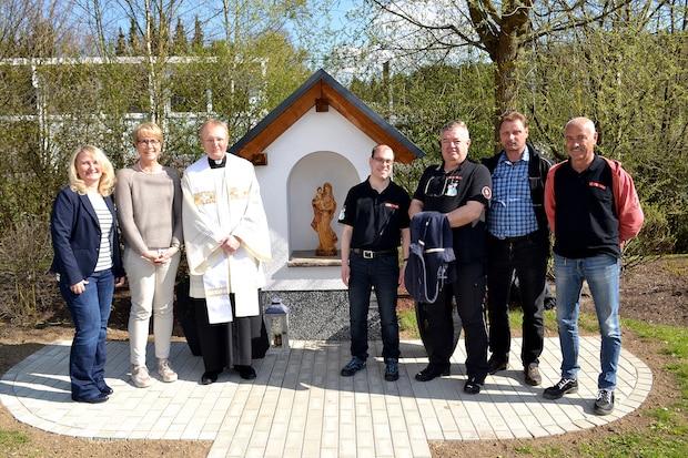 Photo of Olpe: Wernerschaft spendet für Andachtsstätte