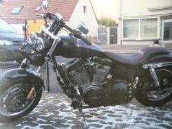 <b>Lippstadt: Harley Davidson gestohlen</b>