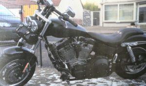 Lippstadt: Harley Davidson gestohlen