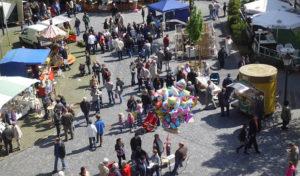 32. Frühlingsfest in der Hilchenbacher Stadtmitte