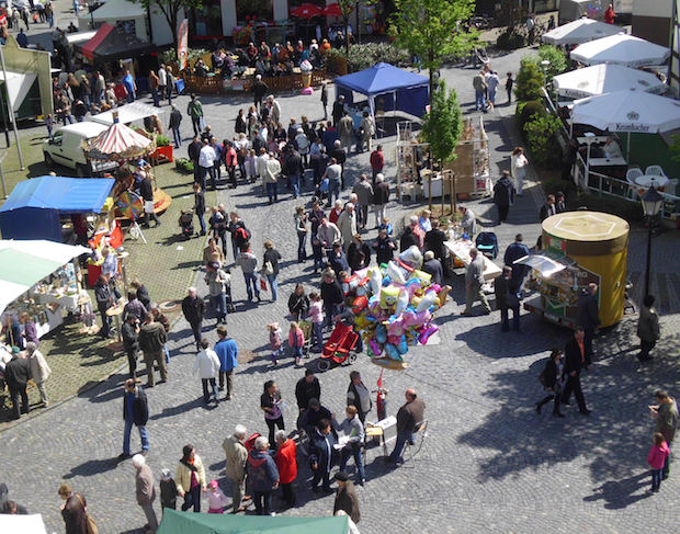 Photo of 32. Frühlingsfest in der Hilchenbacher Stadtmitte