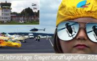 Ein Blick hinter die Kulissen des Siegerlandflughafens