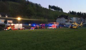 Plettenberg: Mountainbikefahrer im Wald schwer gestürzt
