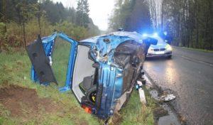 Sundern: Verkehrsunfall mit zwei leichtverletzten Personen