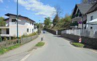 Attendorn – Baustelle Waldenburger Weg