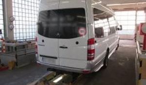 Hemer: Polizeibeamte legten Bus still