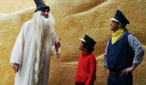Freilichtbühne Freudenberg – Jim Knopf und Lukas der Lokomotivführer