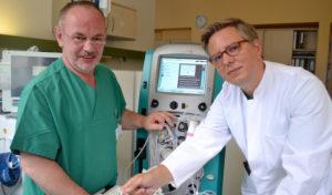 Neues Verfahren zur Behandlung Schwerstkranker
